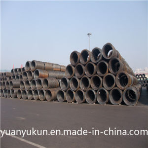 ASTM AISI Standard SAE 1006/1008/1010 Steel Wire Rod 5.0mm pictures & photos