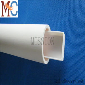 Abrasion Resistant 95% High Alumina Ceramic Liner Tube pictures & photos