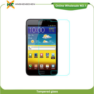 Color Tempered Glass Screen Protector for Samsung I9220 pictures & photos
