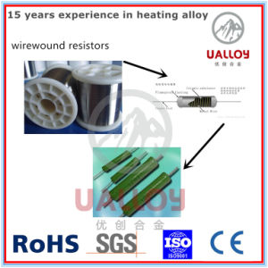 for Resistor Nicr Alloy Wire pictures & photos