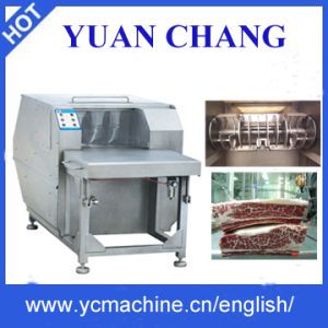 Commercial Frozen Meat Slicer pictures & photos