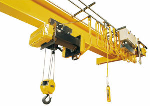 Industry Usage Ld, Lh, Qd Hoist Crane pictures & photos