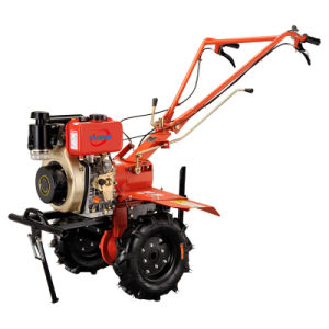 Multi-Fuction Cultivator Tiller, Rotary Cultivator, Diesel Power Tiller pictures & photos