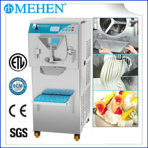 Gelato Machine / Hard Ice Cream Machine (CE Certificate)