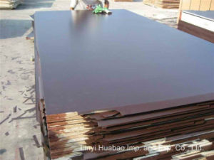 18mm Concrete Formwork Shuttering Plywood pictures & photos