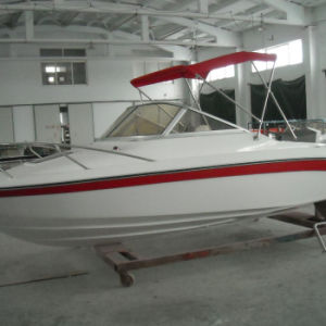 19FT / 5.5m Fiberglass Motor Boat pictures & photos