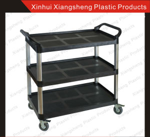 Restaurant Products Plastic Utility Cart