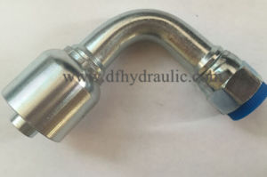 Integrated Hose Fittings 90° Bsp Female 60° Cone pictures & photos