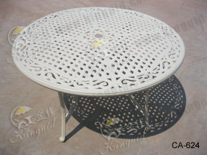 Cast Aluminium Furniture, Outdoor Furniture Ca-624tc pictures & photos