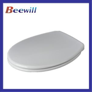 European Standard Duroplast Toilet Cover with Quick Release pictures & photos