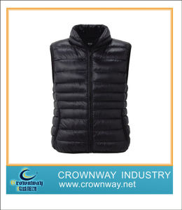 Insulated Sleeveless Goose Body Warmer pictures & photos