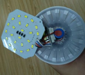 New LED Intelligent Bulbs for 9W 12W with E27/B22 pictures & photos