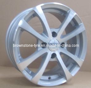 Aluminum Wheel with Machine Lips for Russia Market pictures & photos