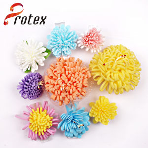 Bottom Price High Quality Colorful EVA Foam Flower pictures & photos