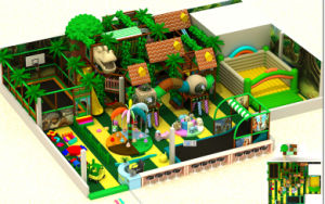 Store and Supper Maket Theme Indoor Playground for Kids pictures & photos