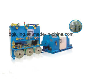 400/500 Horizontal Cantilever Single Twisting Machine (High frequence special use) pictures & photos