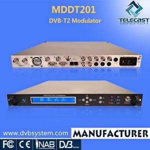 DVB-T2 Modulator (MDDT201)