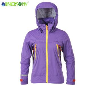 2.5 Layer Outdoor Jacket with Waterproof Zipper pictures & photos