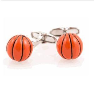 Novelty Basket Ball Cufflinks Chj 2014032