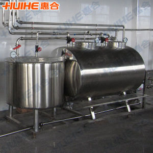 Semi-Automatic CIP Cleaning Machine for Sale pictures & photos