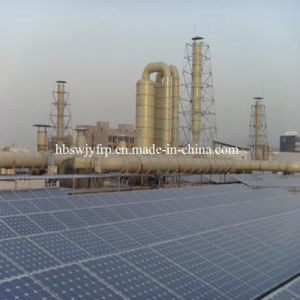 Multiple Stage Design Chromic Acid Fume Scrubber pictures & photos