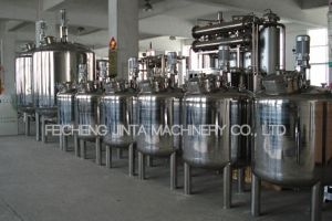 Stainless Steel Pressure Tank, Pressure Water Tank Galvanized Water Pressure Tank pictures & photos