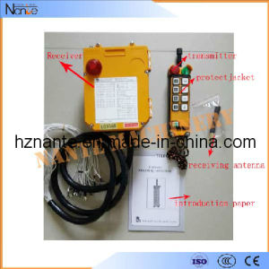 IP65 Crane Digital Industrial Wireless Remote Control, DC 12/24/48V pictures & photos