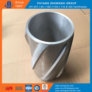Spiral Vane Aluminum Rigid Casing Centralizer pictures & photos