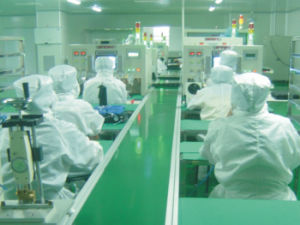 Mobile Assembly Belt Line in Cleanroom pictures & photos