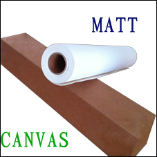 Printable Polyester Inkjet Canvas Roll pictures & photos