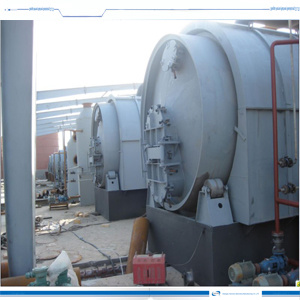 Plastic Pyrolysis Machinery with High Oil Rate pictures & photos