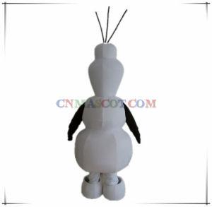 Good Sale Frozen Snowman Mascot for Sale pictures & photos