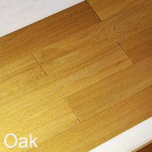 White Oak Engineered Flooring with UV Lacquer