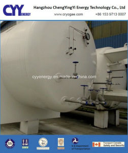 Low Pressure Industrial Liquid CO2 Storage Tank pictures & photos