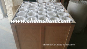 Al2O3 Alumina Ceramic Tubes Bend Pipe From Chinese Manufacturer pictures & photos
