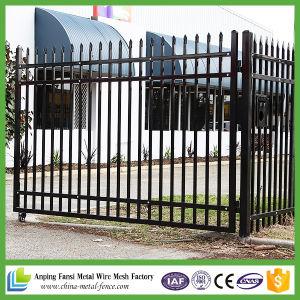 Australia Standard Steel Tubular Fence/Steel Fence/Metal Fence/Metal Fencing pictures & photos