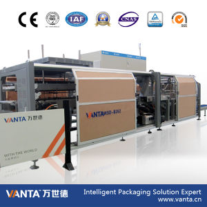 35ppm Automatic Carton Packing Machine Wrap Around Case Packer