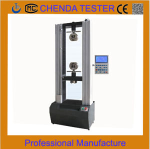 2015 New Product 50kn Digital Display Electronic Universal Testing Machine Tensile Testing Machine Material Testing Machine pictures & photos