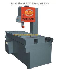 EMM V5330X35-100 Vertical Metal Band Sawing Machine