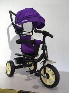 Wholesale 4 in 1 Children Tricycle Kids Trike Baby Tricycle with Factory Price 305 pictures & photos