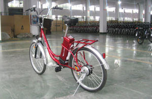 City Electric Bicycle with 24V Silicon Battery pictures & photos
