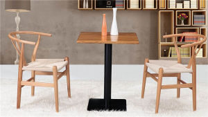 Modern Furniture Solid Wood Tables and Chairs for Restaurant (FOH-BCA13) pictures & photos