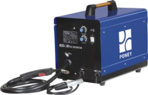 CO2 Inverter MIG Welding Machine Gas and No Gas Function pictures & photos