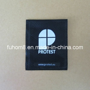Customized High Quality Flag Label / Tag pictures & photos