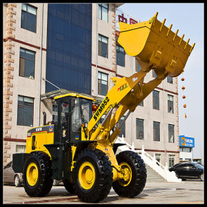 5t Wheel Loader Swm952 with CE pictures & photos