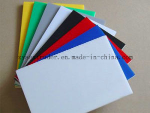 Quality PVC WPC Foam Board Extruder Machine for Screen Printing pictures & photos