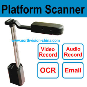 A4 Size Document Scanner, High Speed, Ocr, Video Recorder, Audio Recorder, A4\A5\A6\A7, USB2.