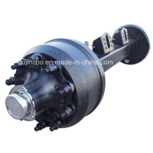 Manufacturer of English Type Semi Trailer Axle pictures & photos