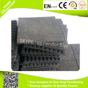 Outdoor Playground Rubber Basketball Court Flooring Mats pictures & photos