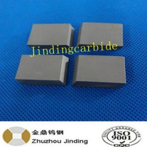Tungsten Carbide Cutter Blade pictures & photos